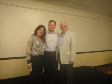 Dra. Carolina, Dr. Frost e Dr. Jurandir Damon System 2011