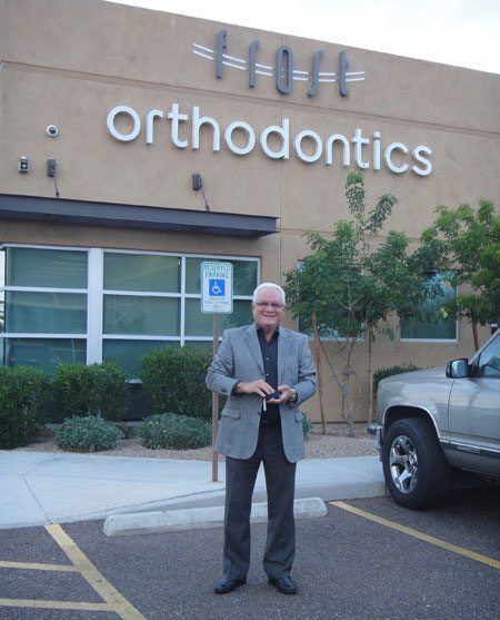 Dr. Jurandir no Consultório Dr. Frost, Phoenix Jan 2012