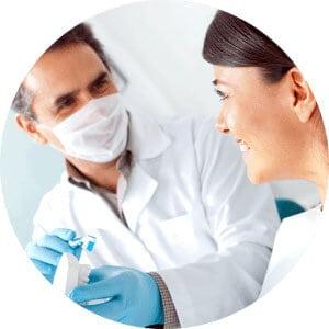 Paciente Odontologia